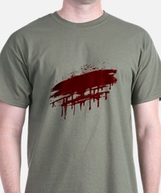 how to create blood stains on clothes