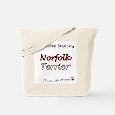 Norfolk Breathe Tote Bag