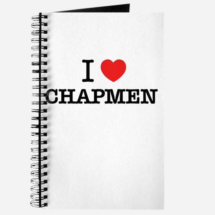I Love CHAPMEN Journal