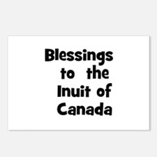 Blessings  to  the  Inuit of  Postcards (Package o