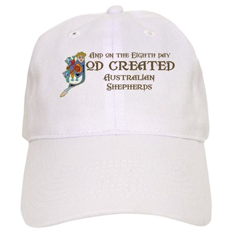 God Created Aussies Cap
