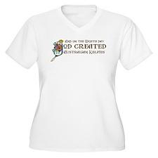 God Created Kelpies T-Shirt