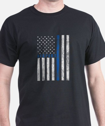 Respect Policemen T-Shirt