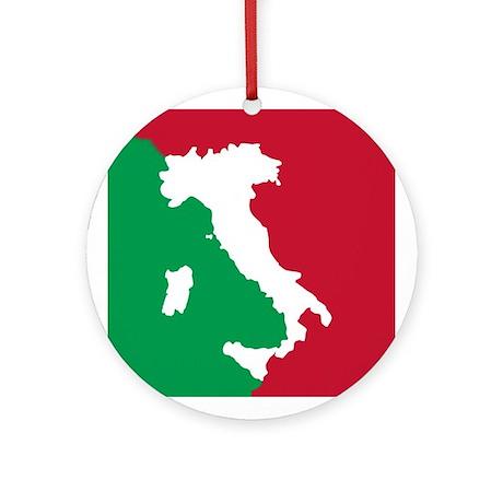 Italian Ornament (Round)