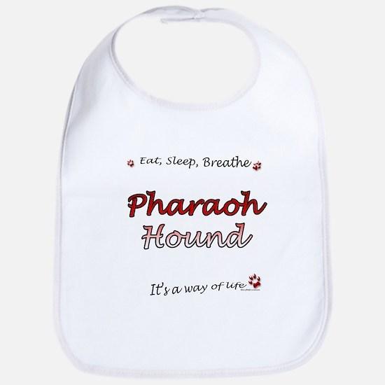 Pharaoh Hound Breathe Bib