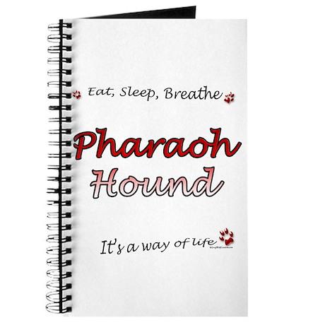Pharaoh Hound Breathe Journal