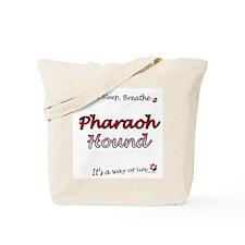 Pharaoh Hound Breathe Tote Bag