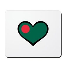 Bangladesh Love Mousepad