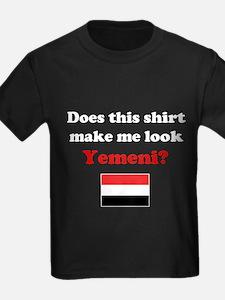 Make Me Look Yemeni T