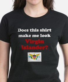 Make Me Look Virgin Islander Tee