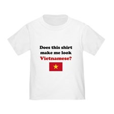 Make Me Look Vietnamese T