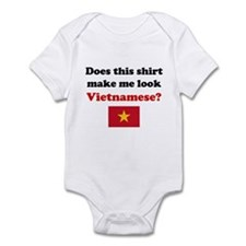 Make Me Look Vietnamese Infant Bodysuit