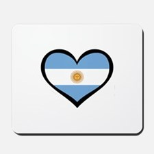 Argentina Love Mousepad