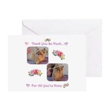 ThankYouCatcard1 Greeting Cards