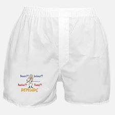 underware conundrum Boxer Shorts
