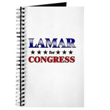 LAMAR for congress Journal