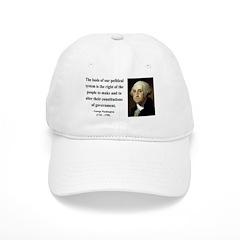 George Washington 5 Cap