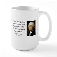George Washington 5 Mug