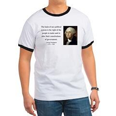 George Washington 5 Ringer T