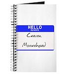Craven Moorehead Journal