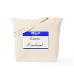 Craven Moorehead Tote Bag
