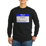 Craven Moorehead Long Sleeve Dark T-Shirt
