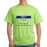Craven Moorehead Green T-Shirt