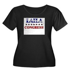 LAILA for congress T