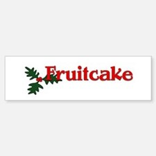 Fruitcake Sticker (Bumper)