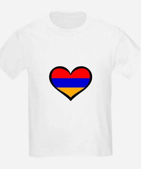 Armenia Love T-Shirt