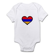Armenia Love Infant Bodysuit