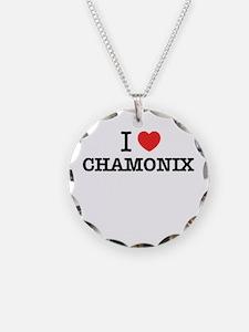 I Love CHAMONIX Necklace