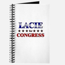 LACIE for congress Journal