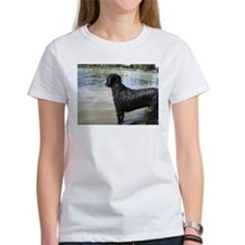 Dias the Portuguese Water Dog Tee