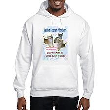 Feline Foster Mom Hoodie