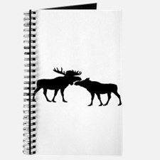 Moose couple Journal