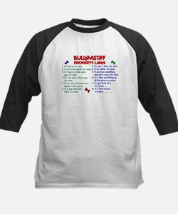 Bullmastiff Property Laws 2 Tee