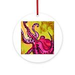 Octopus or Squid type Ceph Ornament (Round)