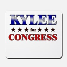 KYLEE for congress Mousepad