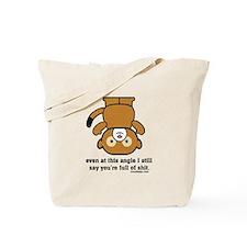 Funny Sarcastic Monkey Tote Bag
