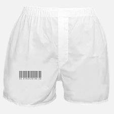 Krygyzstan Boxer Shorts