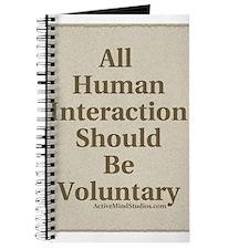 Human Interaction-Sepia Journal