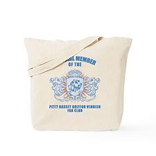 Petit Basset Griffon Vendeen Tote Bag