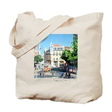 Cute Lisbon Tote Bag