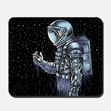 Disappearing Space Mousepad