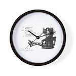 2764 Wall Clock