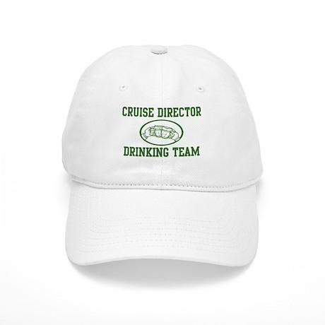 Cruise Director Drinking Team Cap