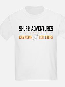 4 LIGHT SHIRTS Basic Logo Yellowstone T-Shirt