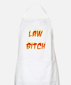 Law Bitch BBQ Apron