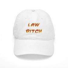 Law Bitch Baseball Cap